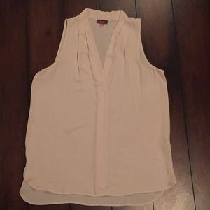Sleeveless Vince Camuto Blouse